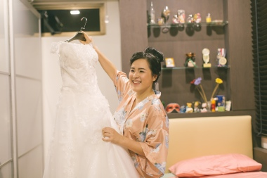 Alex and Jasmine Wedding Day@Mandarin Orchard Hotel_Feb 2017. Photographer: awesome memories pAlex and Jasmine Wedding Day@Mandarin Orchard Hotel_Feb 2017. Photographer: awesome memories photography